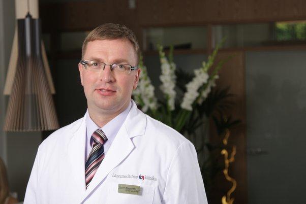 Dr.Ints Bruņenieks ķirurgs, flebologs