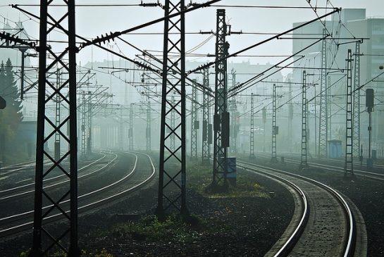 sliedes, vilciens, dzelzceļš, Pixabay.com