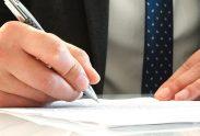 paraksts, dokumenti, līgums, Pixabay.com